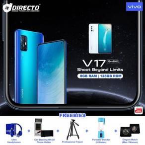 VIVO V17 (8GB RAM/128GB/4 Kamera BLKG) + 5 HADIAH