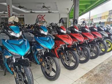 Yamaha y15zr v2 ready stock (depo )