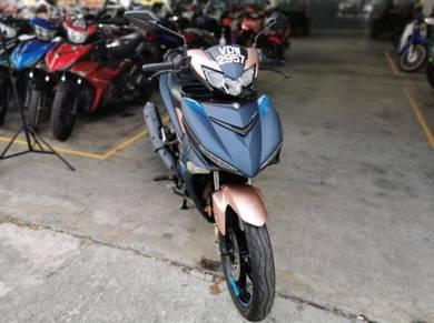 Yamaha y15zr v2_used