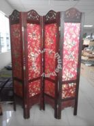 Divider partition kayu