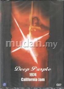 Deep Purple - California Jam 1974 - New Live DVD