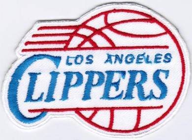 NBA Los Angeles Clippers National Basketball Patch