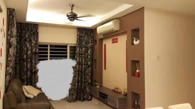 [FULLY FURNISHED] Monte Bayu Condominium, Pandan Indah