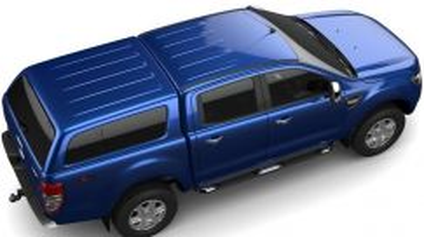 Ford ranger new aeroklass canopy