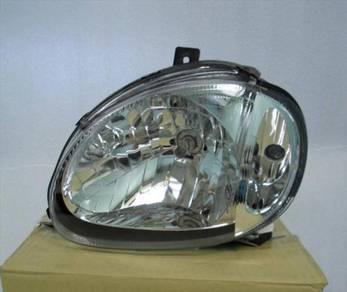 NEW Head lamp lampu perodua kelisa