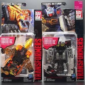 Titans Return Transformers Rewind Autobot Legends