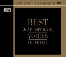 Best Audiophile Voices Selection XRCD2