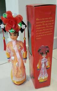 Doll gift souvenir decorations from China