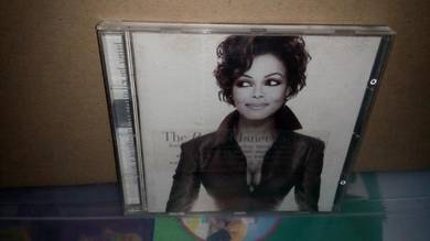 CD The Best Of Janet Jackson -Design Of The Decade