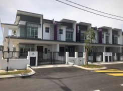 0% down apyment last phase double storey houses 20x70