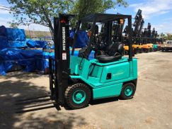 JAPAN Fully Imported MITSUBISHI 1.5 ton Forklift