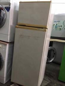 Sharp 2doors fridge Peti Sejuk Ais Refrigerator