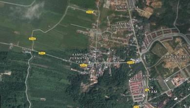 1-ST GRADE FREEHOLD - (4.99-Ac) Permatang Pasir, Mukim C - Balik Pulau