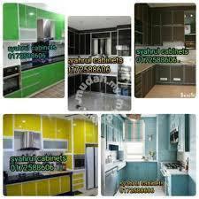 Tempahan cabinet dapur