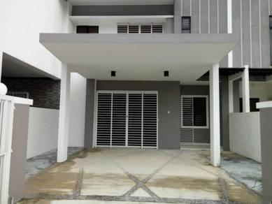 Double Storey Super Link House , Jalan Akasia, Nilai Impian