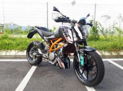Ktm Duke 390 Abs 2nd 2013 (Very Good Condition)