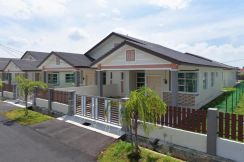 NEW single storey semi-D Tangga Batu