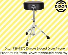 New Dixon Double Braced Drum Throne PSN-9270