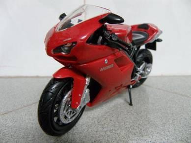 Newray 1:12 Ducati 1199 (Clear Stock)