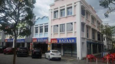 Good News : 3 Storey Shop Presint 8 Putrajaya with ROI 5.3%,