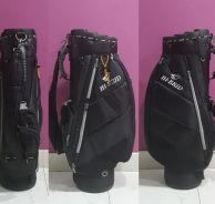Hi-Bird golf bag full black