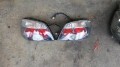 Mitsubishi Airtrek Turbo facelift tail light