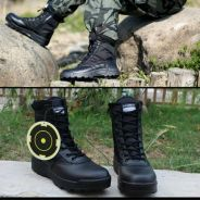 Combat Swat Military Boots