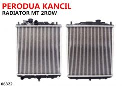 Kancil Radiator Mt 2 Row Double 2 Layer L2 EF