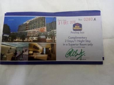 Best Western Hotel Petaling Jaya Voucher