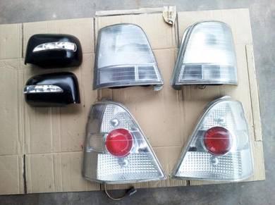 Lampu Cover Side Mirror Honda Odyssey RA1 RA6 EK