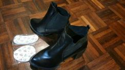 Boots Martin England Female Woman Pointed