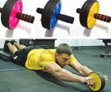 Abs Roller Exercise AB Wheel Fitness