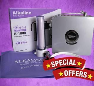 K1000 BioTech line penapis air water filter 5T9
