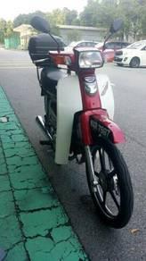 Honda ex5 dream tahun 2012