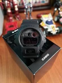 Casio G-Shock DW-6900MS-1 Polis Evo