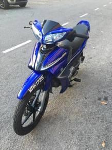 Yamaha srl 110 zR