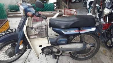 1990 - Yamaha Y80