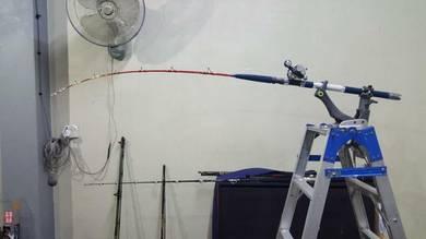 Miya epoch boat fishing rod