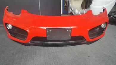 Porsche Cayman 981 Original Front Bumper