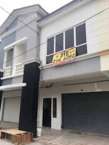 [FREEHOLD] Double Storey Shop Klang Sungai Kapar Indah Batu 7 Kapar