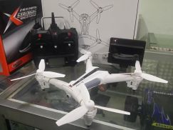 Wl toys XK 300F RC Drone Quadcopter With 5.8G FPV
