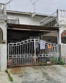 Taman Lian Seng Double Storey for SALE at Kluang