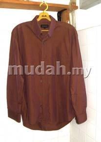 PADINI Brown Long Sleeved Shirt - Size S