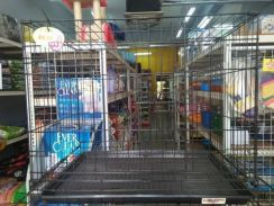 NEW Cat Rabbit Cage - Sangkar Kucing Arnab BARU