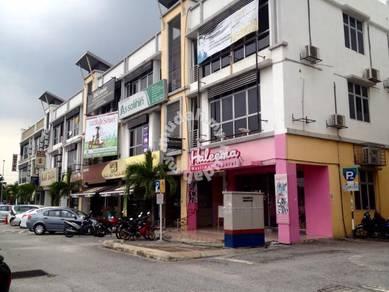 Klang Sentral 5% ROI 3Storey Shop Facing Main Road