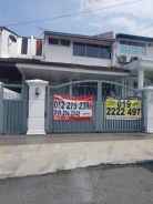 2 Storey House , Pandan Indah , Beside MPAJ
