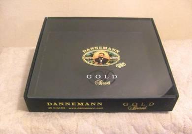 (EMPTY) Box - Dannemann Gold Brasil