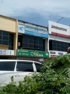 2 Double story shop lot for sales at taman desa pe