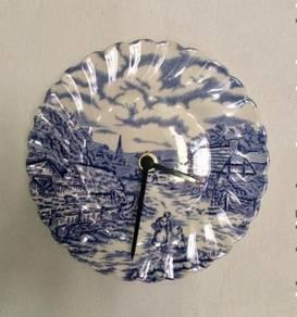 Myott Chinaware Wall Clock