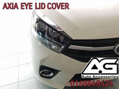 Perodua Axia SE Eye Lid Cover FREE Installation